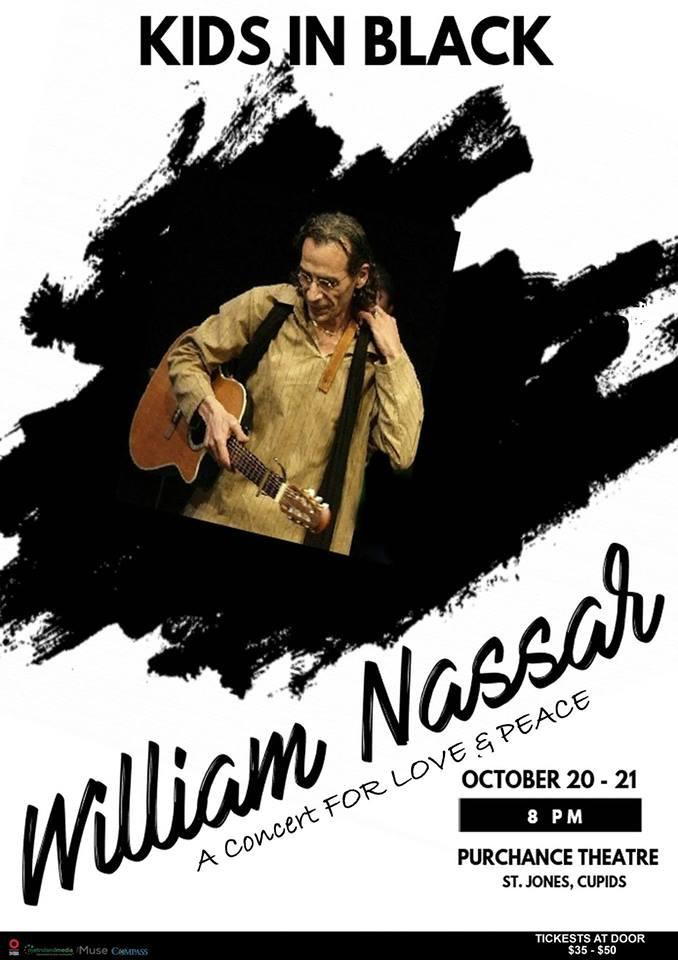 William Nassar: Kids in Black Concert